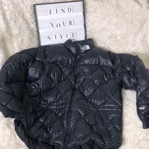 North Face Goose Down Puffer Jacket